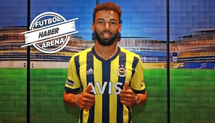 Nazım Sangare Fenerbahçe'de! 4 yıllık anlaşma açıklandı