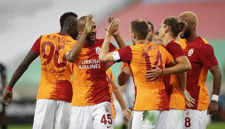 Neftçi Bakü 1-3 Galatasaray maç özeti ve golleri (İZLE)