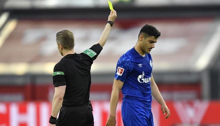 Ozan Kabak'a 5 maç ceza verildi