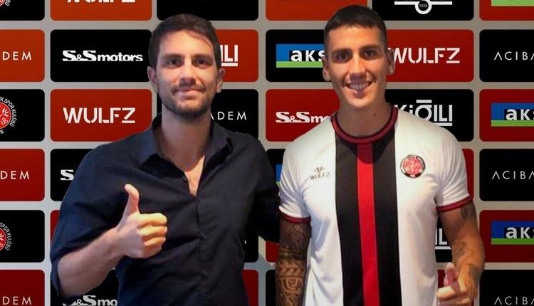 Roco, Beşiktaş'a veda etti ve Karagümrük'e imza attı