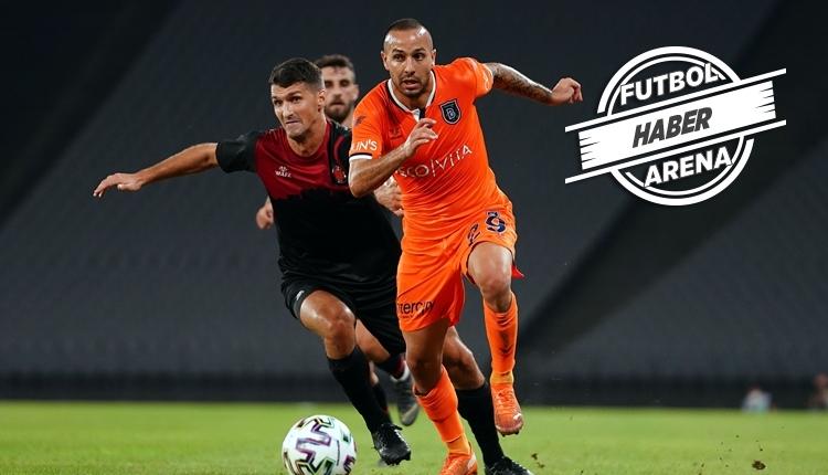Şampiyon 3'te 0 yaptı! Karagümrük 2-0 Başakşehir maç özeti izle
