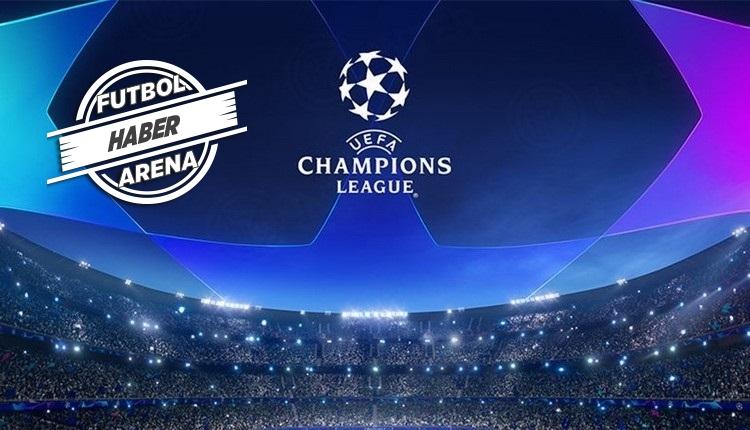 Şampiyonlar Ligi play-off turu eşleşmeleri