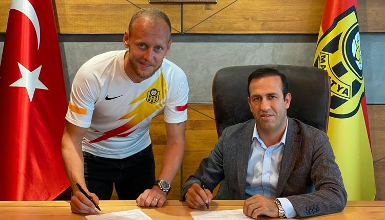 Semih Kaya, Süper Lig'e döndü! Yeni Malatyaspor transferi açıkladı