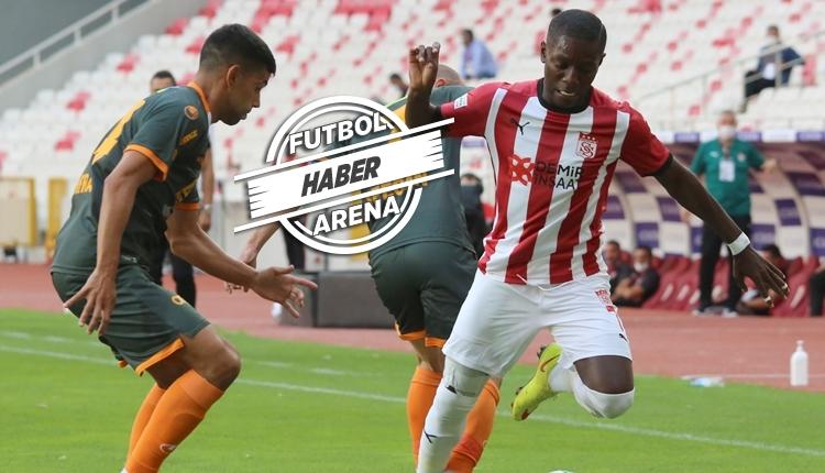 Sivasspor 0-2 Aytemiz Alanyaspor maç özeti ve golleri (İZLE)
