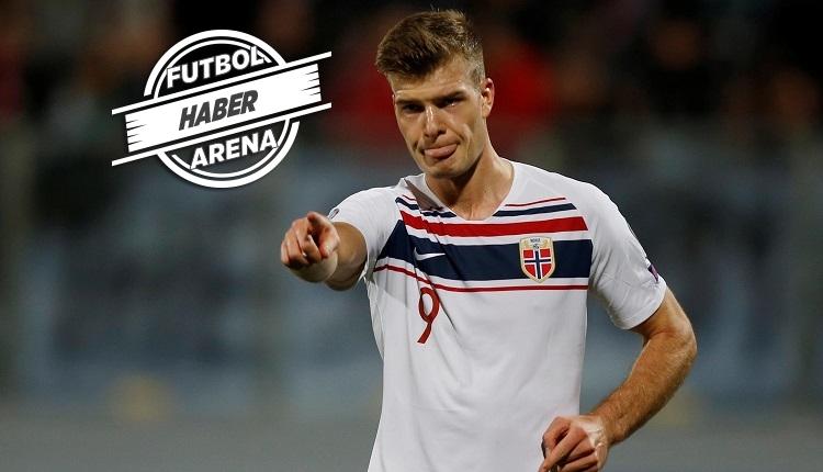 Sörloth'un golleri (İZLE) - Norveç'te 2 gol 1 katkı