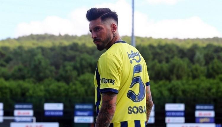Sosa'dan Fenerbahçe sözleri! 'Mutluyum'
