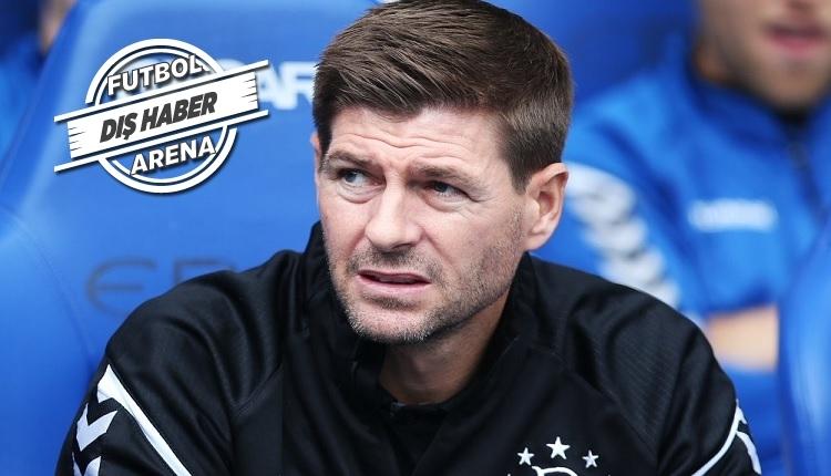 Steven Gerrard: