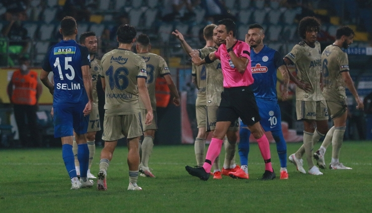 Stjepan Tomas'tan Fenerbahçe maçı tepkisi!