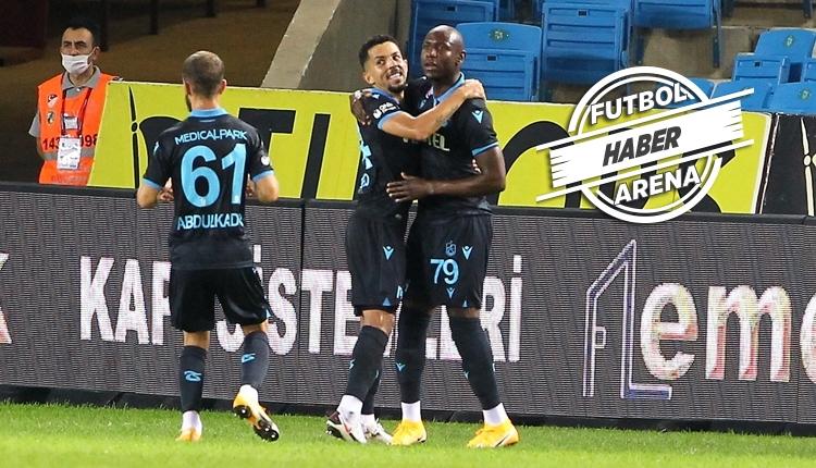 Trabzonspor 3-1 Yeni Malatyaspor maç özeti ve golleri (İZLE)