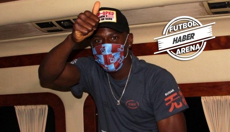 Trabzonspor, Afobe transferini açıkladı