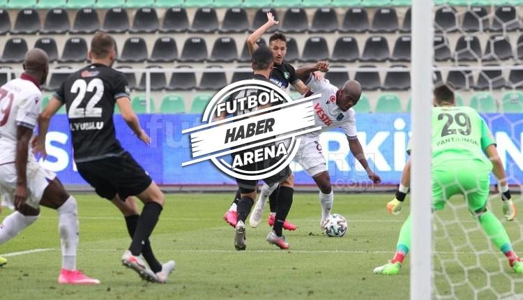 Trabzonspor'da hakem tepkisi: