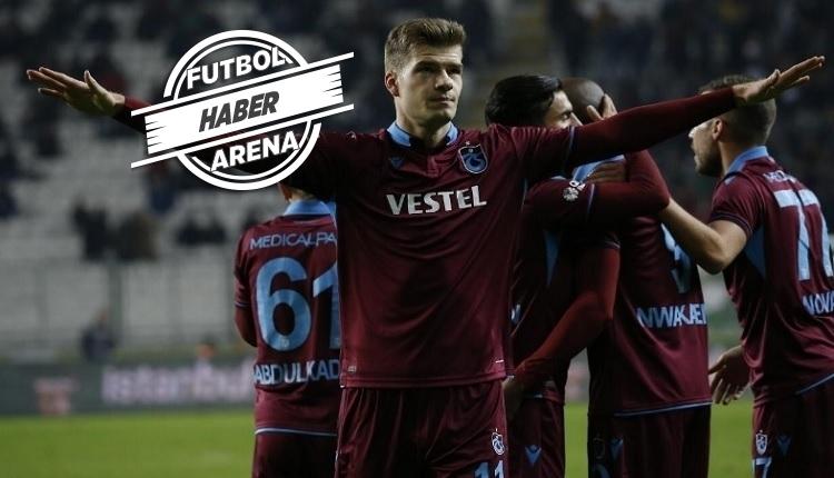Trabzonspor'dan Sörloth açıklaması! Leipzig transferi
