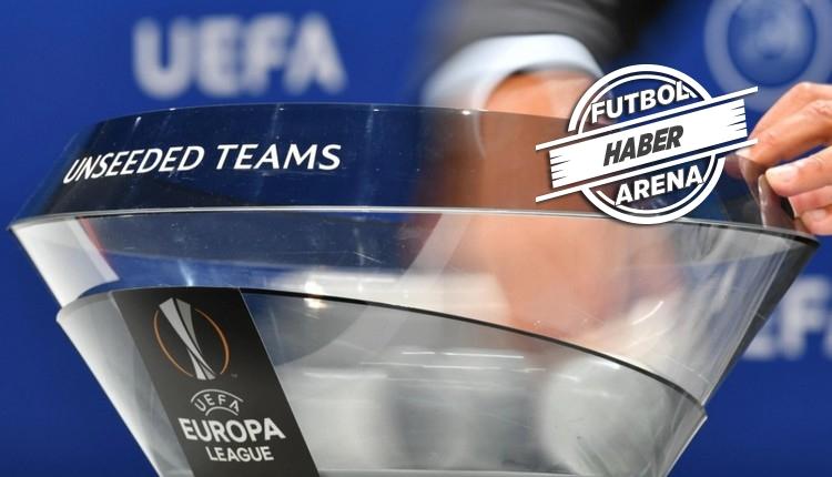 UEFA Avrupa Ligi playoff turu muhtemel rakipler
