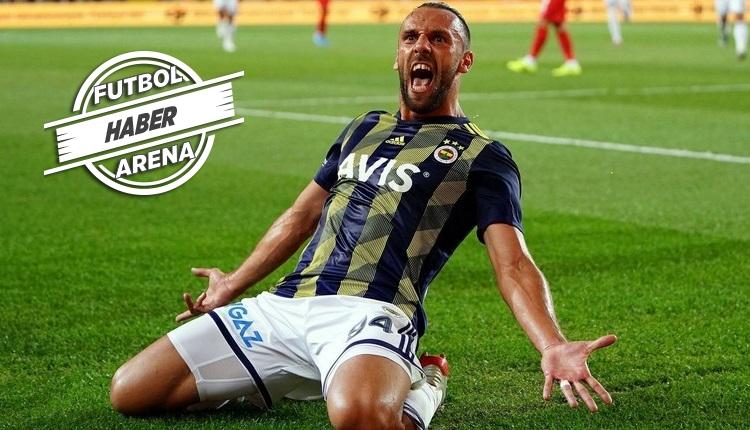 Vedat Muriqi, Fenerbahçe ve Süper Lig tarihine geçti