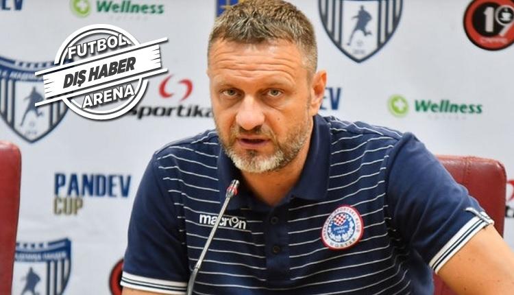 Vukas'tan Fatih Terim'e: 'Kazandığı kupalar onu anlatıyor'
