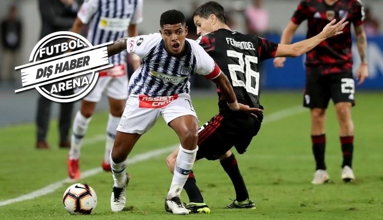 Wilder Cartagena'dan Galatasaray için transfer yanıtı
