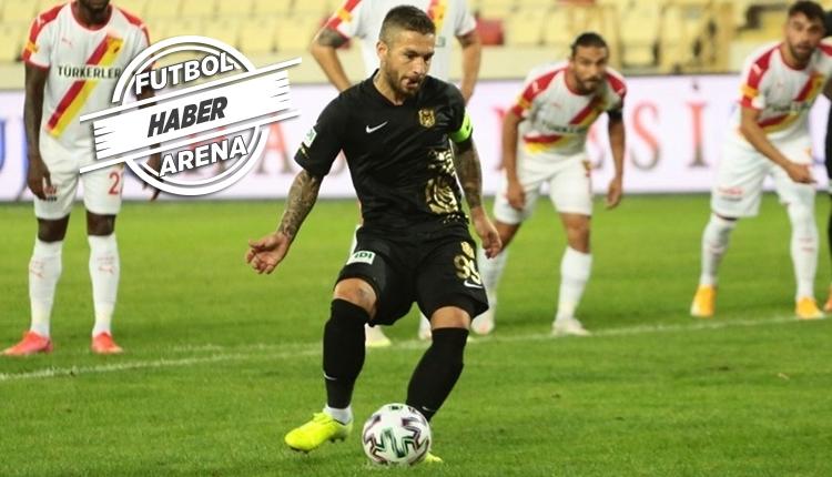 Yeni Malatyaspor 1-1 Göztepe maç özeti ve golleri (İZLE)