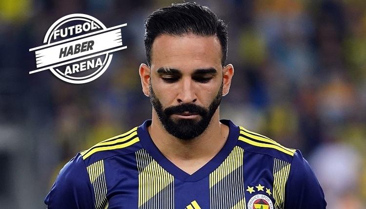 Adil Rami: 'Fenerbahçe'de beklemediğim şeyler oldu'