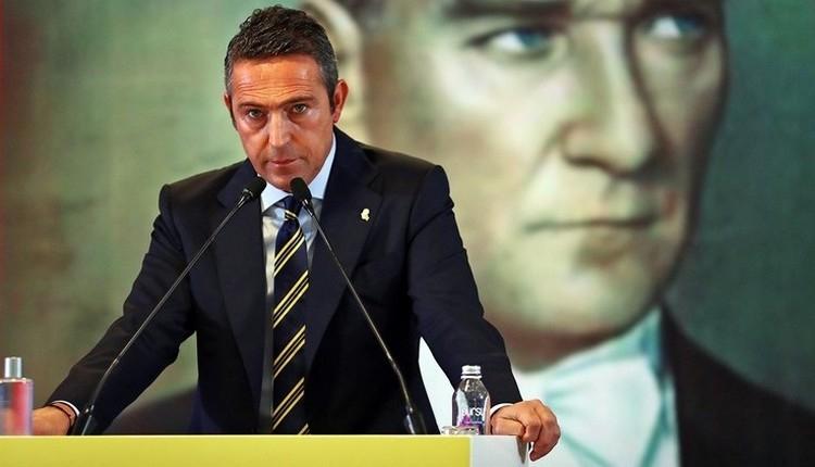 Ali Koç, Fenerbahçe'deki en büyük hayalini açıkladı