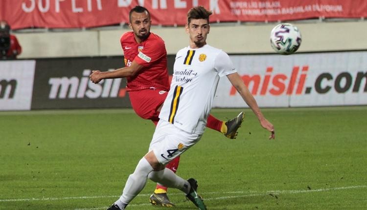 Ankaragücü 0-1 Kayserispor maç özeti ve golü izle
