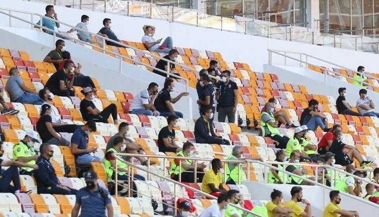 Antalyaspor'dan Malatyaspor'a taraftar tepkisi: