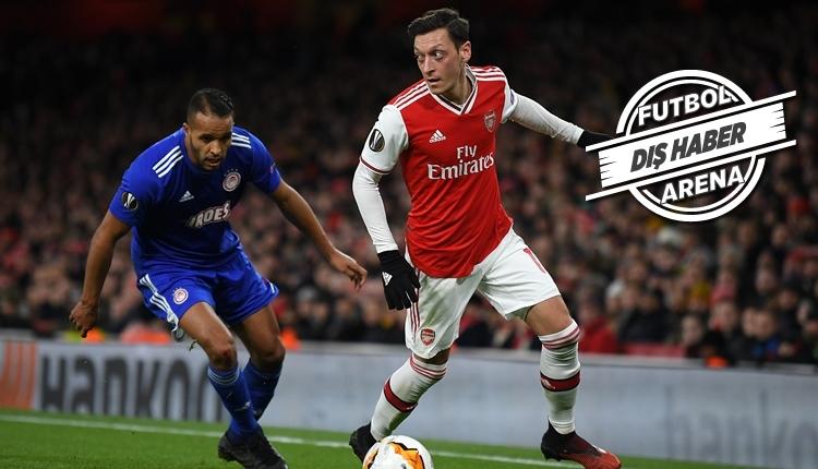 Arsenal, Mesut Özil ile görüşecek! Sözleşmesi feshi için yeni hamle
