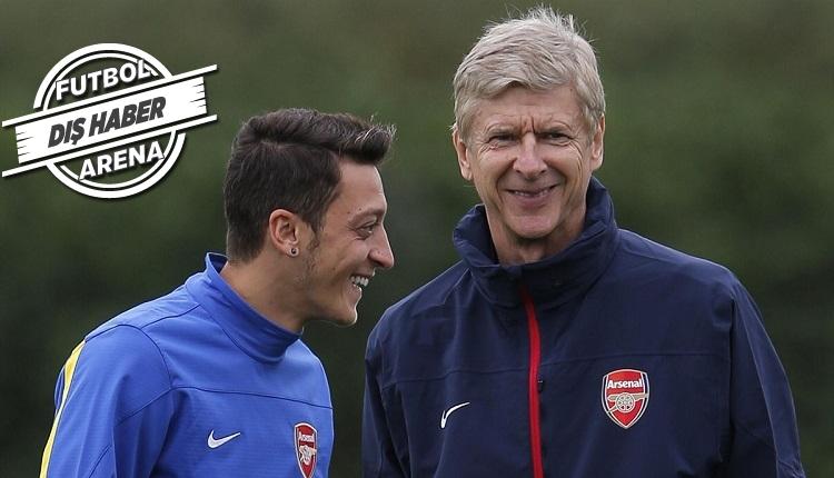 Arsene Wenger Mesut Özil formülünü açıkladı