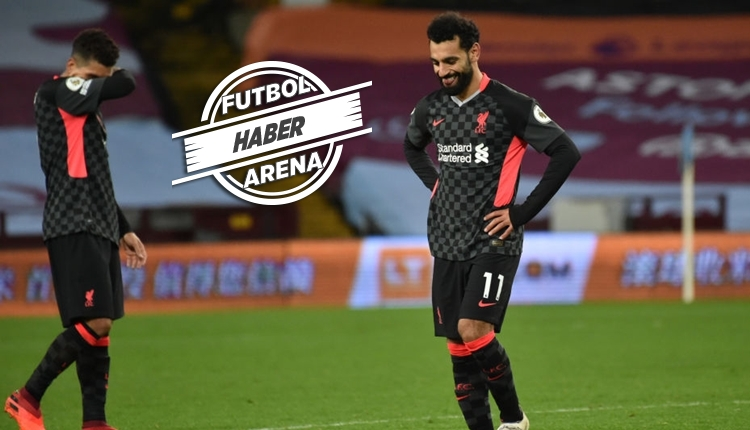 Aston Villa 7-2 Liverpool maç özeti ve golleri izle