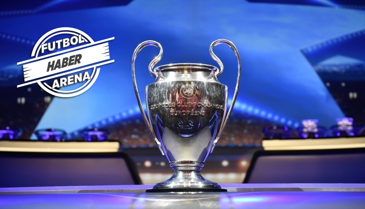 Başakşehir'in rakipleri belli oldu! Şampiyonlar Ligi grupları
