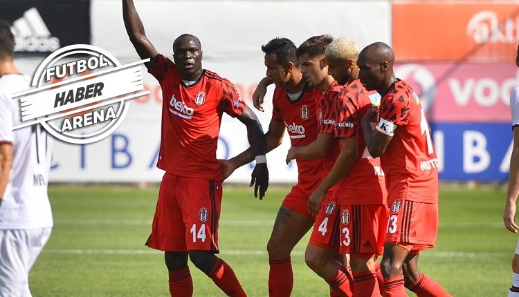 Beşiktaş 5-2 Fatih Karagümrük maç özeti ve golleri izle