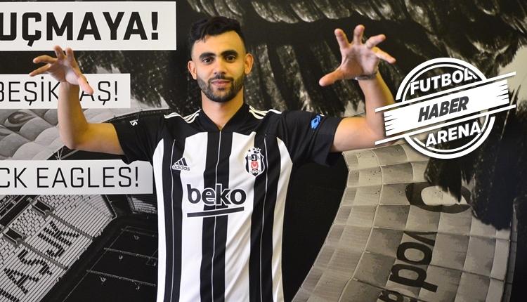 Beşiktaş, Rachid Ghezzal transferini açıkladı