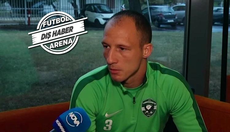 Beşiktaş scout ekibinin izleyeceği sol bek Nedyalkov