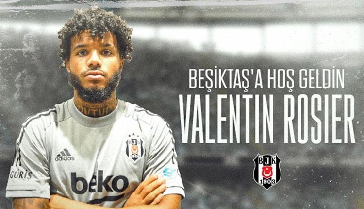 Beşiktaş transferi resmen açıkladı (Valentin Rosier kimdir?)