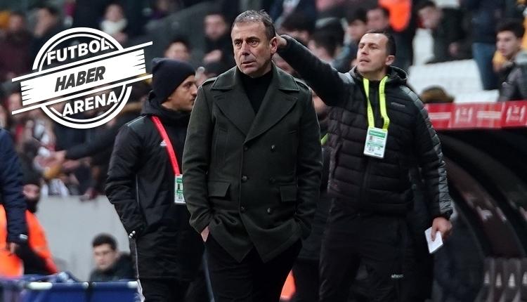 Beşiktaş'tan Abdullah Avcı'nın ekibine tazminat! TFF açıkladı