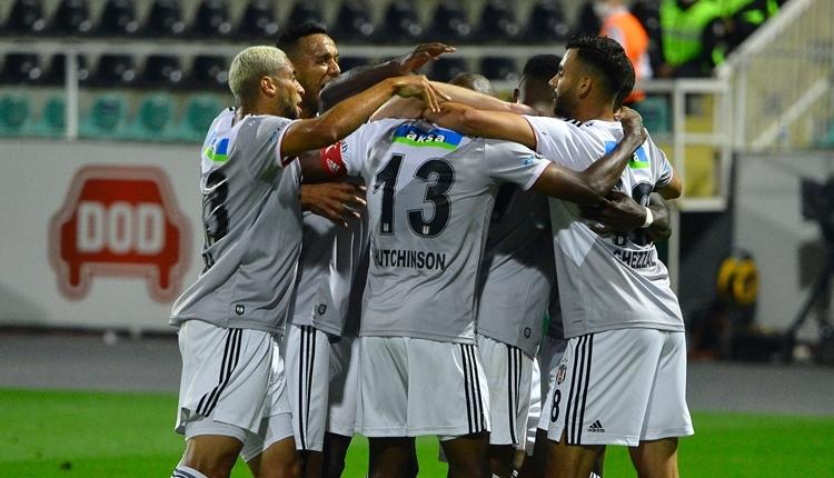 Denizlispor 2-3 Beşiktaş maç özeti ve golleri izle
