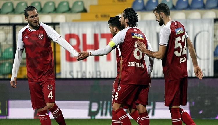 Fatih Karagümrük 5-1 BB Erzurumspor maç özeti ve golleri İZLE