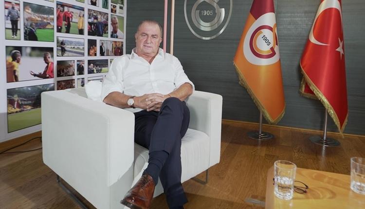 Fatih Terim: 'Hayalim Şampiyonlar Ligi şampiyonluğu'