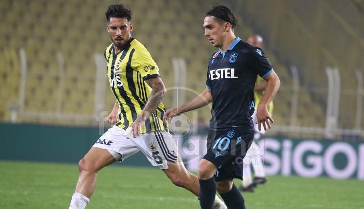 Fenerbahçe 3-1 Trabzonspor maç özeti ve golleri izle