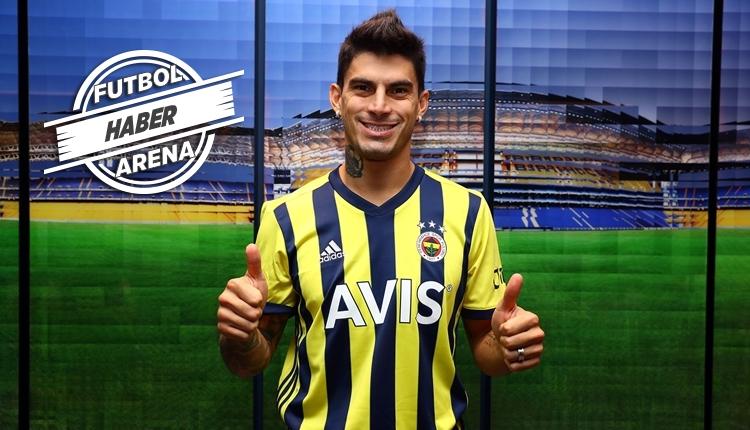 Fenerbahçe, Diego Perotti transferini açıkladı! İlk sözleri