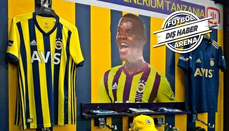 Fenerbahçe ürünleri Tanzaya'da satışta