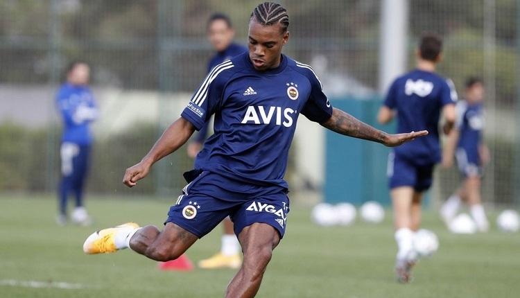 Fenerbahçe'de Garry Rodrigues sakatlandı