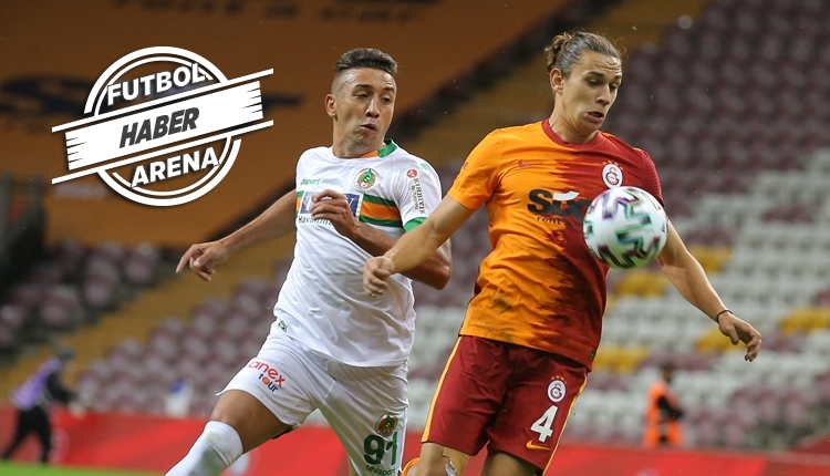 Galatasaray 1-2 Alanyaspor maç özeti ve golleri izle