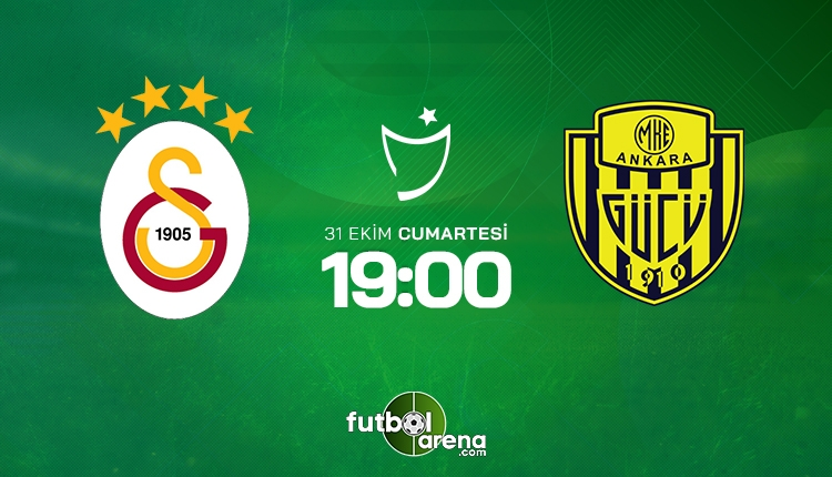 Galatasaray-Ankaragücü 1-0