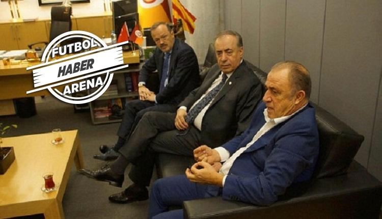 Galatasaray'da Kasımpaşa yenilgisi sonrası 3 saatlik zirve