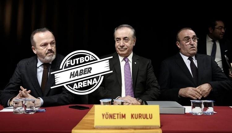 Galatasaray'da transfer defteri kapandı