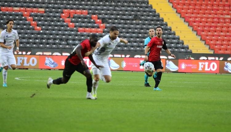 Gaziantep FK 1-0 Konyaspor maç özeti ve golü izle