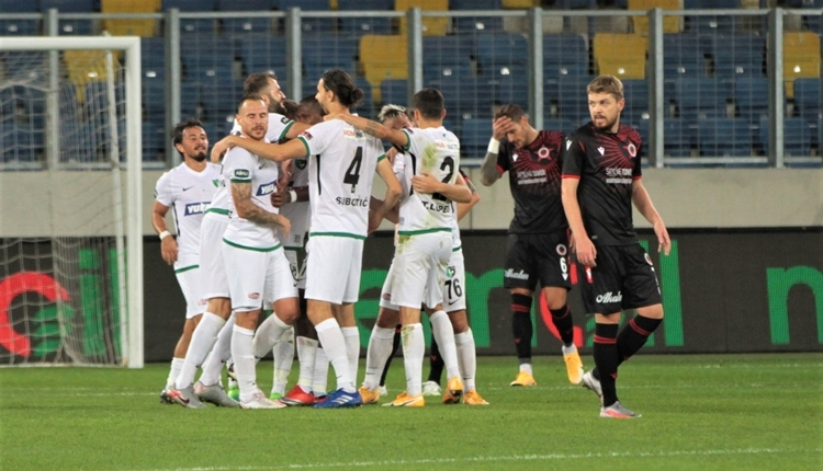 Gençlerbirliği 1-2 Denizlispor maç özeti ve golleri izle