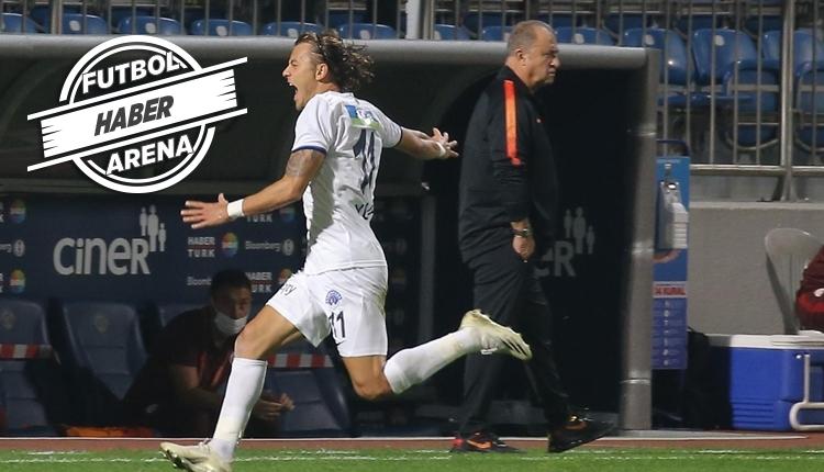 Kasımpaşa 1-0 Galatasaray maç özeti ve golü izle