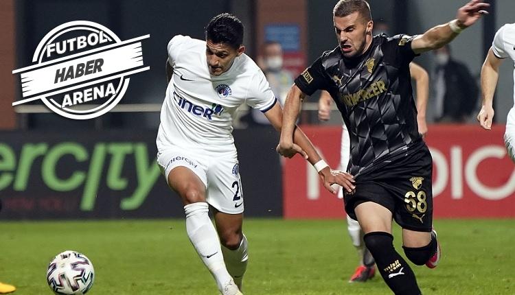 Kasımpaşa - Göztepe maç sonu tepki: