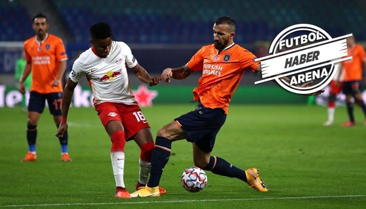 Leipzig 2-0 Başakşehir maç özeti ve golleri izle